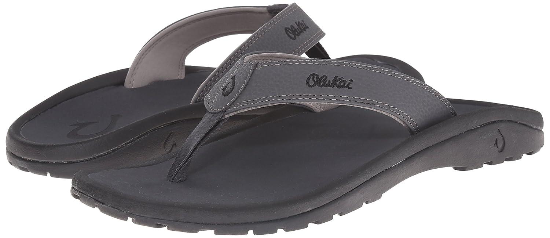 3fe3606c5 OluKai 'Ohana - Men's Depth/Black 10: Buy Online at Low Prices in India -  Amazon.in