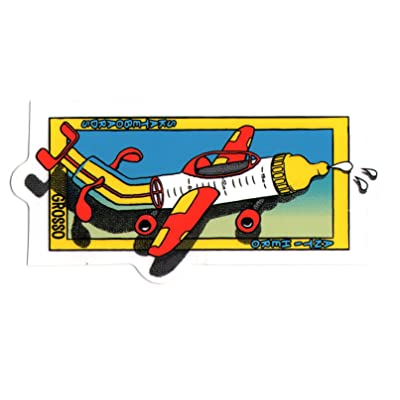 Anti Hero Jeff Grosso Flying Basse Planche Sticker 13 cm x 6 cm Skate Board Sk8 New