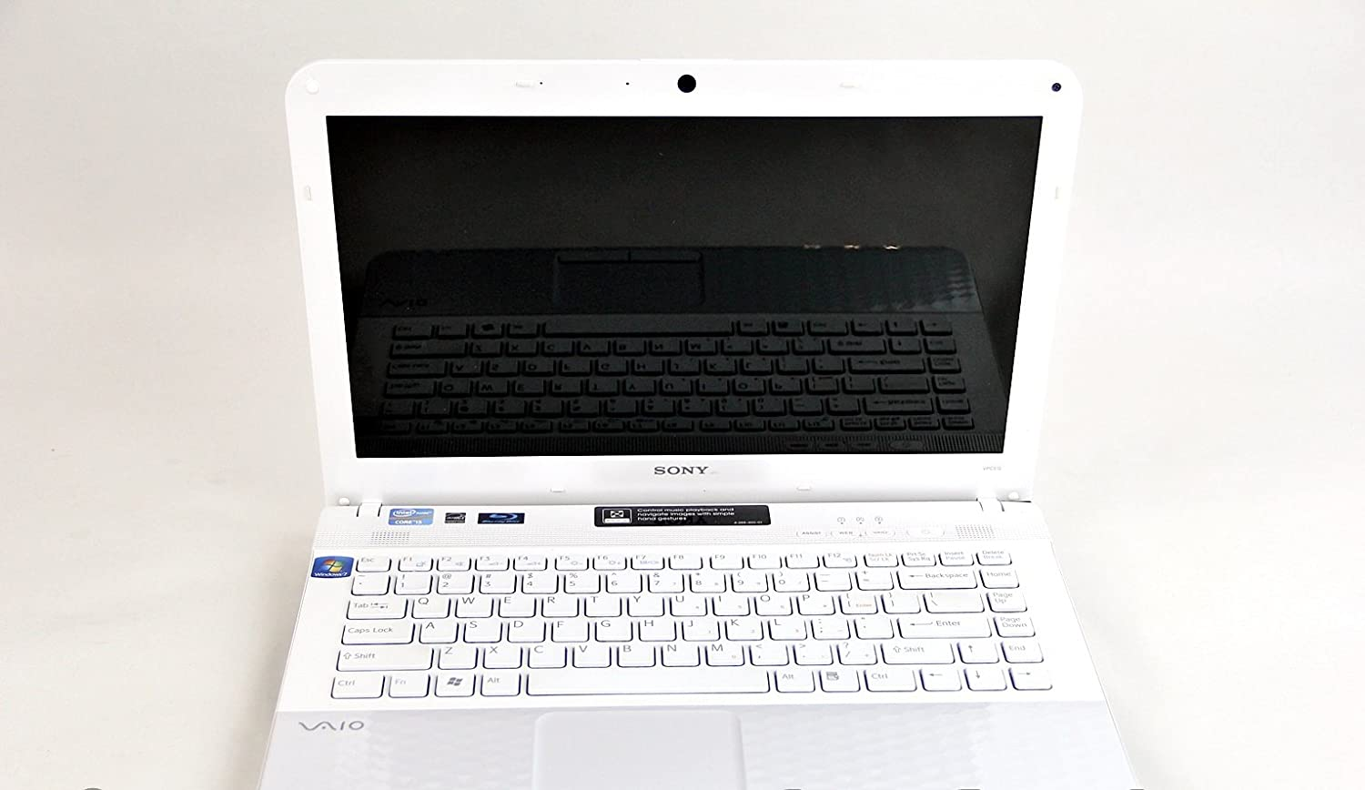 Sony Vaio VPCEG27FM Shared Library Windows