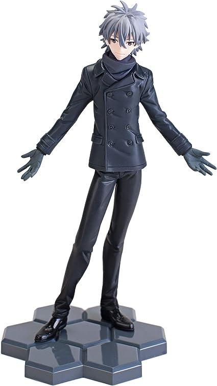 PVC PM Figure Neon Genesis Evangelion Kaworu Nagisa Coat Ver