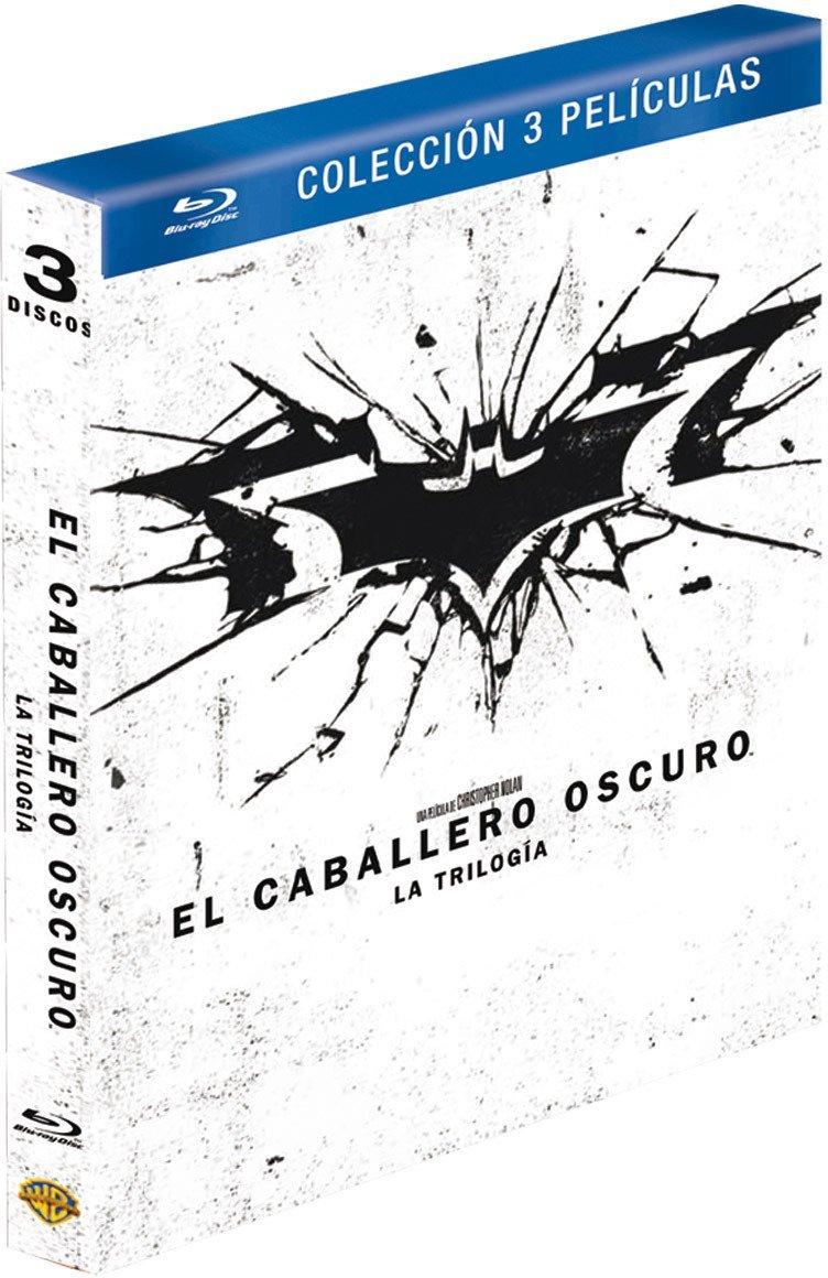 Pack: Batman Begins + El Caballero Oscuro + El Caballero Oscuro: La Leyenda Renace Blu-ray: Amazon.es: Christopher Bale, Heath Ledger, Anne Hathaway, Christopher Nolan, Christopher Bale, Heath Ledger, Charles Roven, Christopher Nolan: