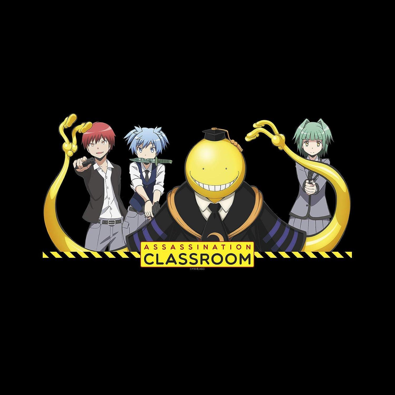 ABYstyle ABYBAG183 Assassination Classroom Sac /à bandouli/ère en vinyle pour adulte Taille L
