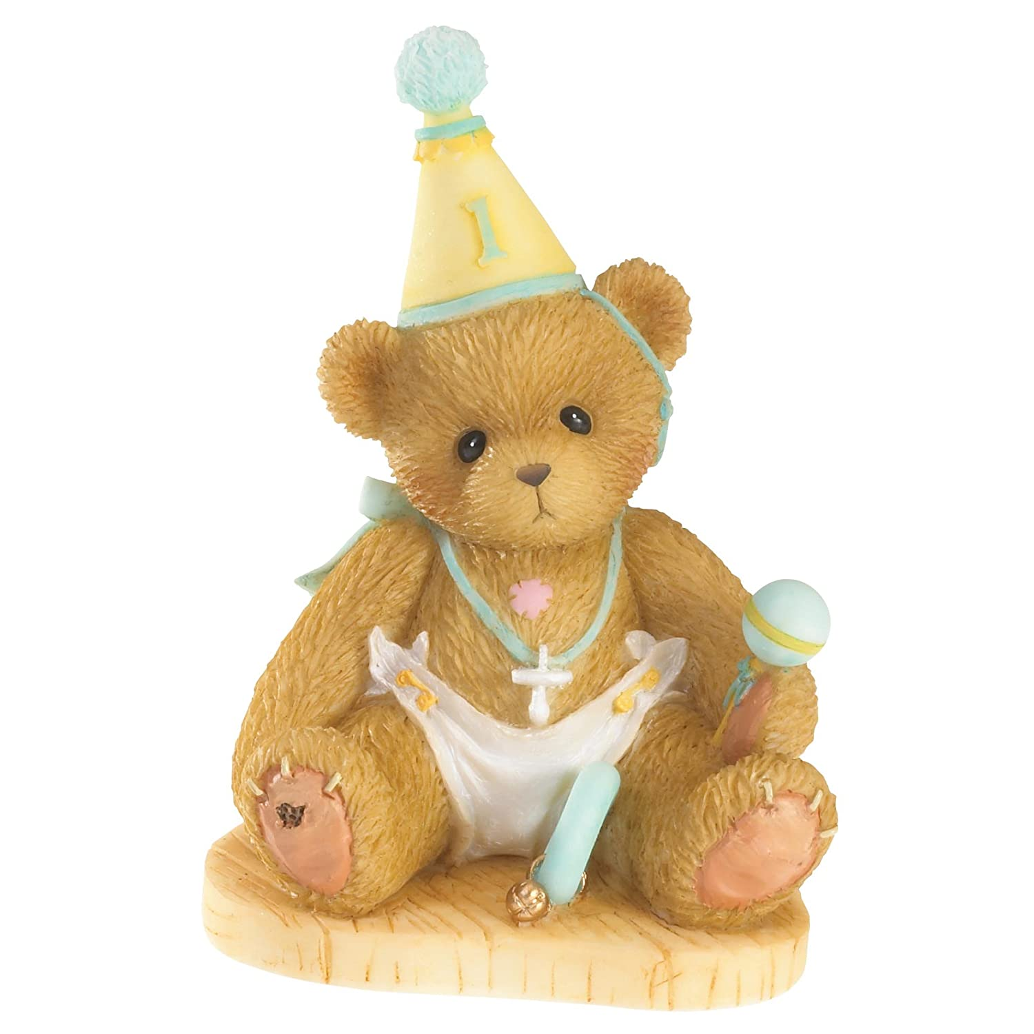 Cherished Teddies Age 1 Onederful To Be Through The Years Series 4020572