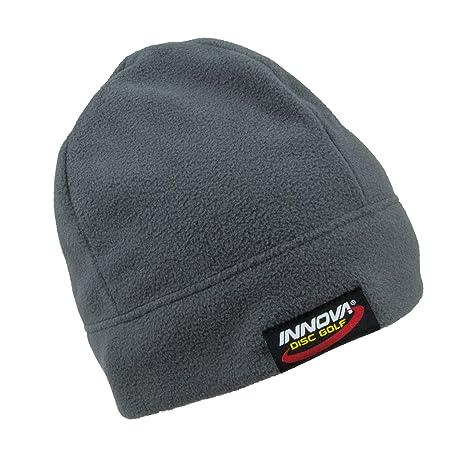 147b1f7eb99 Amazon.com   Innova Disc Golf Logo Microfleece Beanie Winter Hat ...