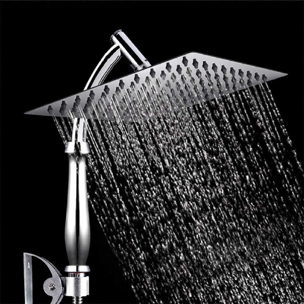 KangHS Ducha de mano/Ducha de baño Abs Cabezal de ducha montada en ...