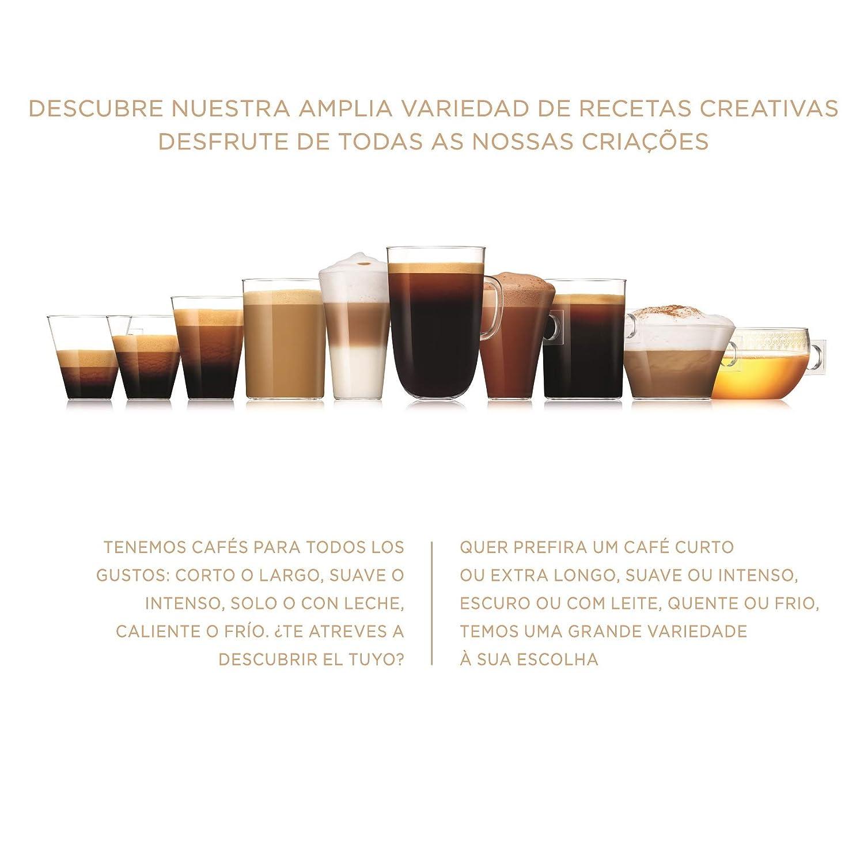 Nescafé Dolce Gusto - Cortado Espresso Macchiato, 16 Cápsulas: Amazon.es: Alimentación y bebidas