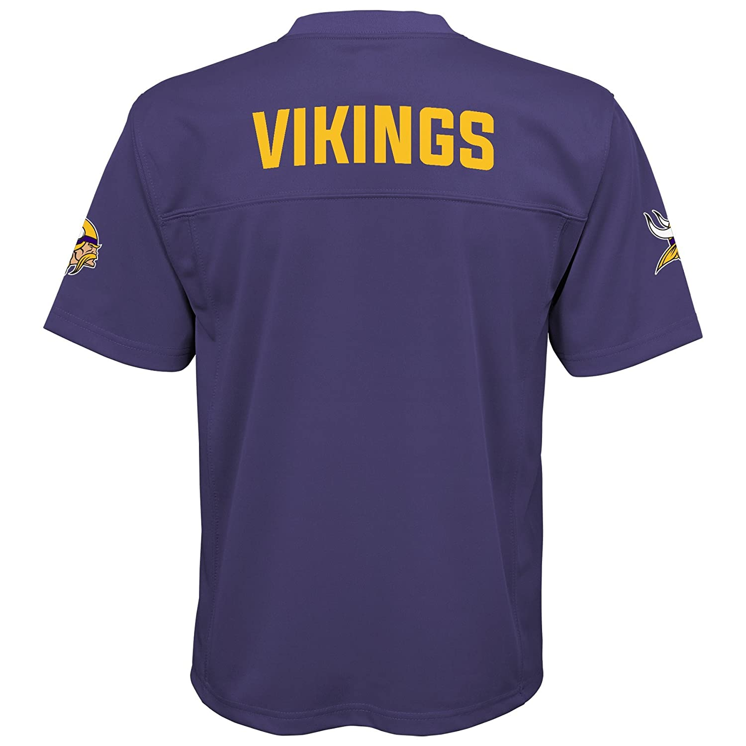 size 40 bd786 cfbe5 Amazon.com : Outerstuff NFL Youth Boys Minnesota Vikings ...