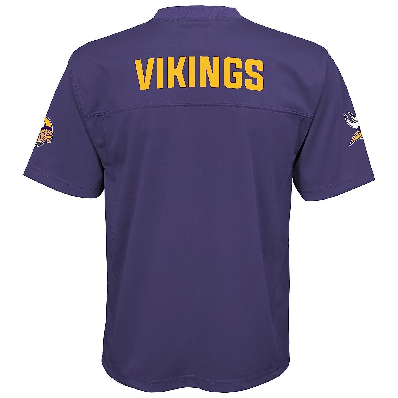 size 40 0cfb8 20430 Amazon.com : Outerstuff NFL Youth Boys Minnesota Vikings ...