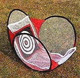 Galileo Golf net with Target net Pop Up Golf Chipping Net   Outdoor & Indoor Golfing Target Accessories and Backyard Practice Swing Game
