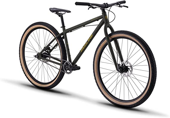 Redline Bikes Monocog 29 Single Speed Mountain Bike