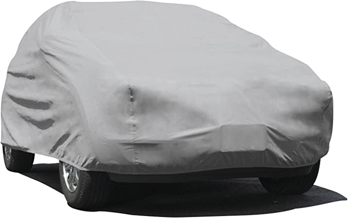 Budge RB-2 Grey Size 2 Fits 142 Long Car Cover