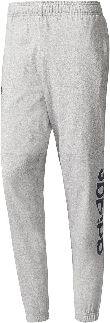 adidas ESS Lin T Pn Sj - Pantalón de Chándal Hombre: Amazon.es ...