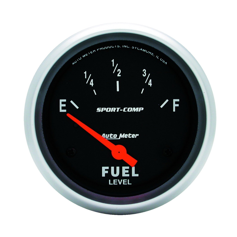 Auto Meter 3517 Sport-Comp Electric Fuel Level Gauge