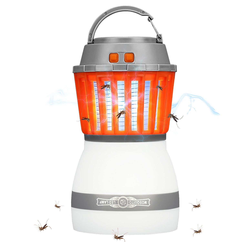 ATiC 蚊取りランタン LEDハンディライト