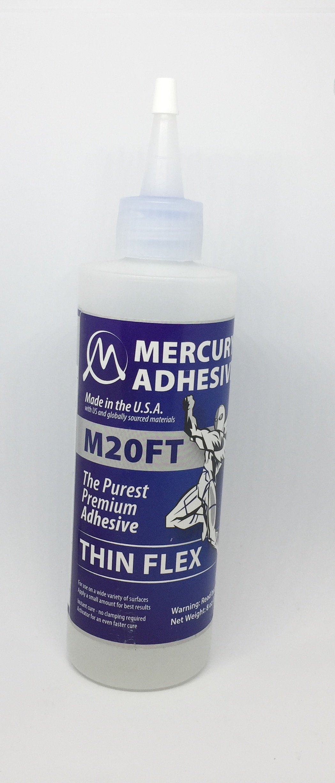 MERCURY THIN FLEX M20FT 8OZ BOTTLE