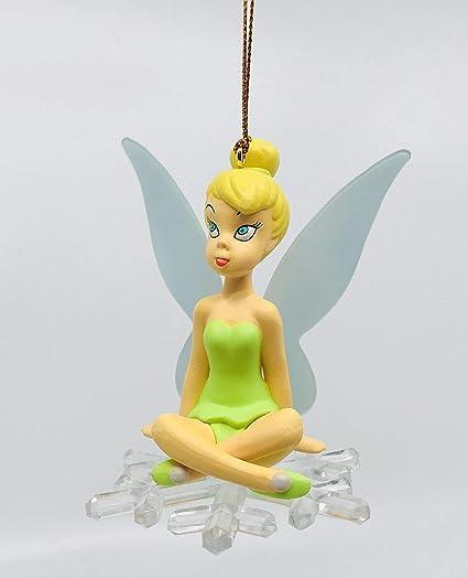 Tinkerbell Christmas Ornament.Grolier Collectibles Disney Christmas Magic Ornament Tinkerbell