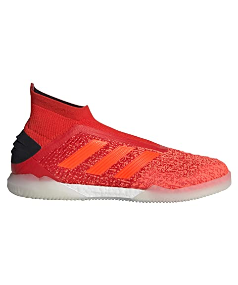 adidas Predator Tango 19+ IN, Zapatilla de fútbol Sala, Active Red-Solar Red-Core Black: Amazon.es: Zapatos y complementos