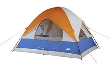Suisse Sport Yosemite Tent (5 Person) Blue  sc 1 st  Amazon.com & Amazon.com : Suisse Sport Yosemite Tent (5 Person) Blue : Sports ...