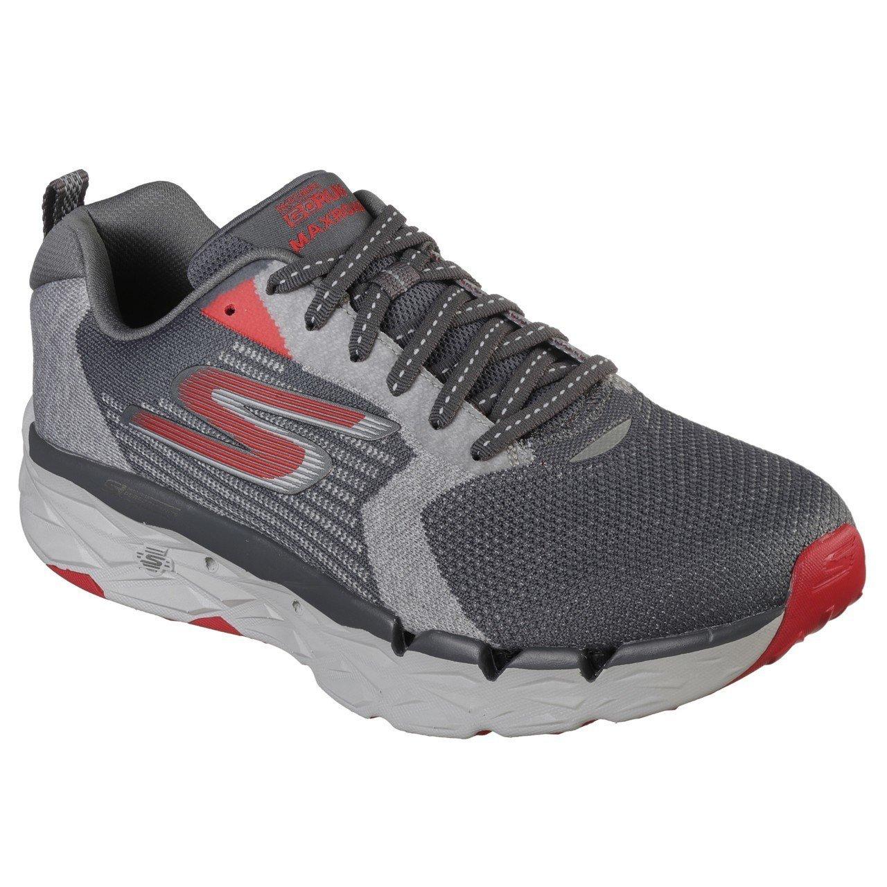Skechers Men's GOrun MaxRoad 3 Ultra Shoe B07B9HBWFB 10.5 D(M) US|Charcoal