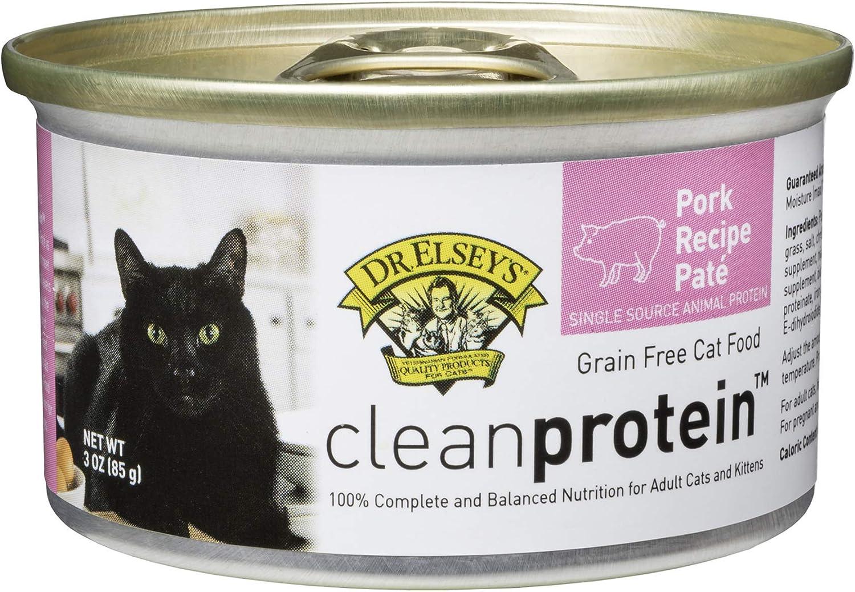 Dr. Elsey's Cleanprotein Pork Wet Cat Food