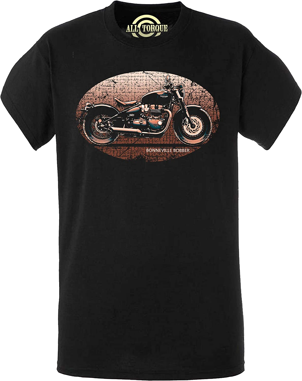 Tee Motorbikes Bonneville Bobber Maglietta da Uomo