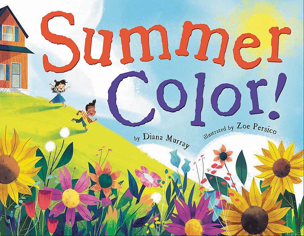 Summer Color!: Amazon.es: Murray, Diana, Persico, Zoe: Libros en idiomas  extranjeros