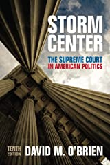 Storm Center: The Supreme Court in American Politics (Tenth Edition) Paperback