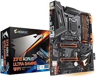 Gigabyte Z370 Aorus Ultra-Gaming-WIFI-OP & Intel 32 GB Optane Z370 DDR4 ATX-RGB-Motherboard - LGA1151