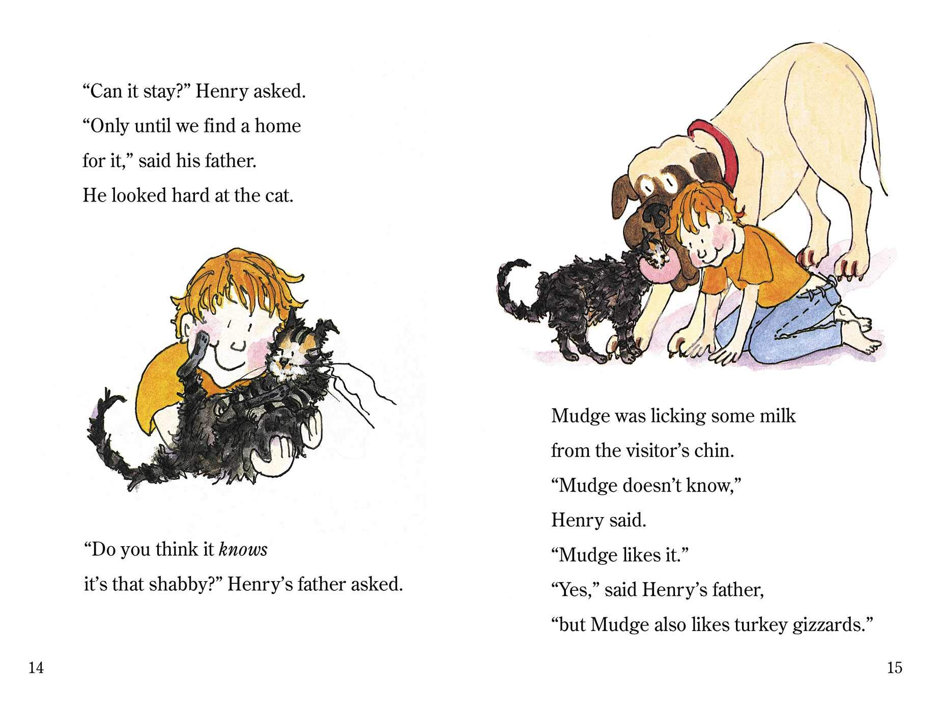 Henry and Mudge Ready-to-Read Value Pack #2: Henry and Mudge and the Long  Weekend; Henry and Mudge and the Bedtime Thumps; Henry and Mudge and the  Big ...