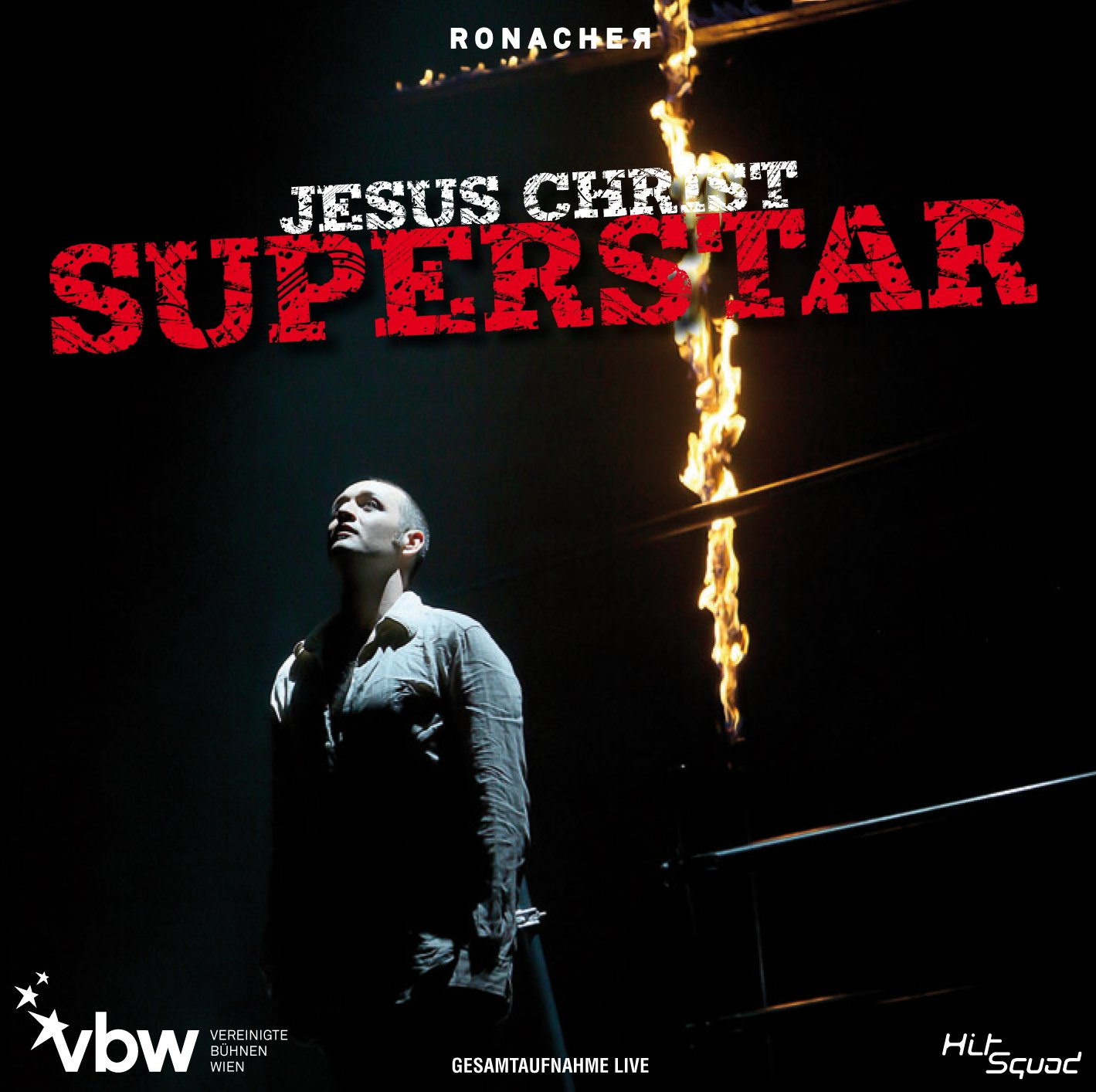 Jesus Christ Superstar - The Musical - Live Recording (English Language)