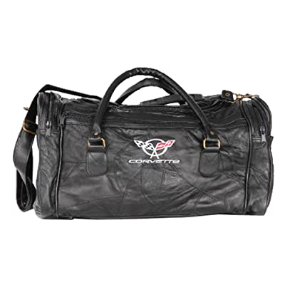 1997-2004 Corvette C5 Leather Road Trip Bag c404556f445a6