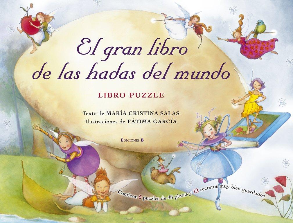 El gran libro de las hadas del mundo (B de Blok): Amazon.es ...
