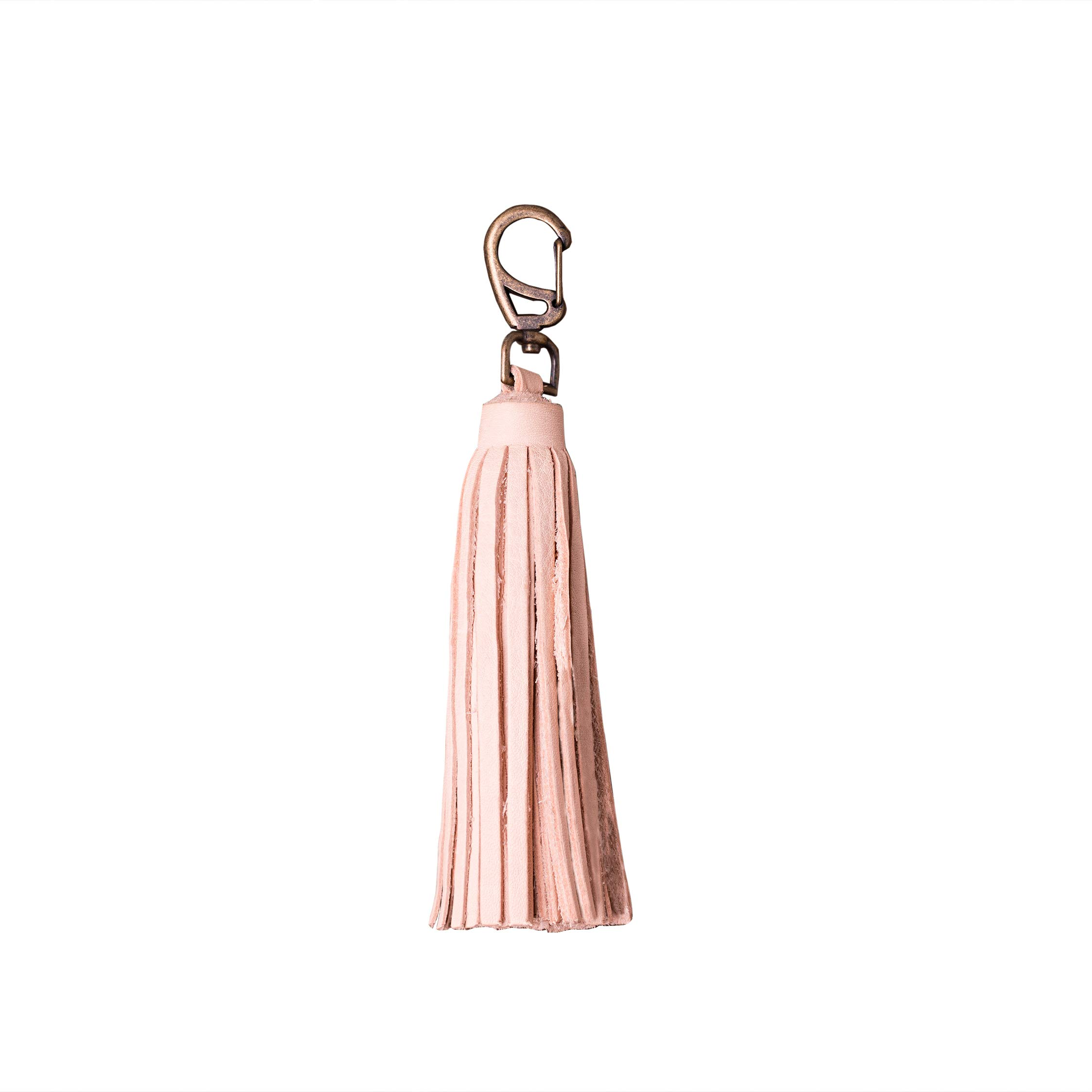 Love 41 Clip on Leather Tassel Includes 41 Year Warranty