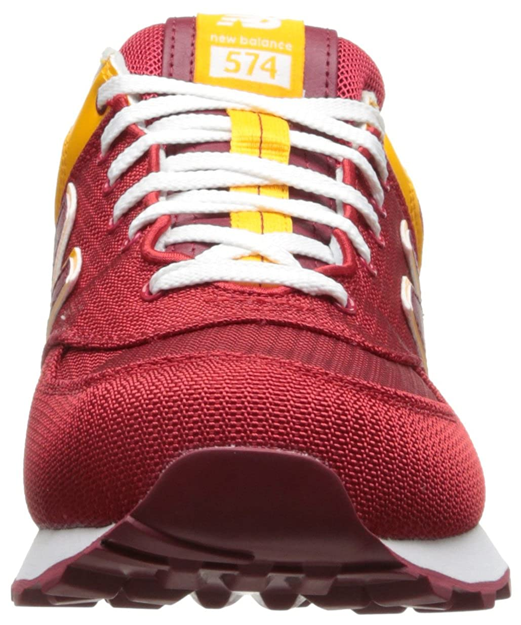 New Balance ML574P, PPR red, 9, 5: Amazon.co.uk: Shoes & Bags