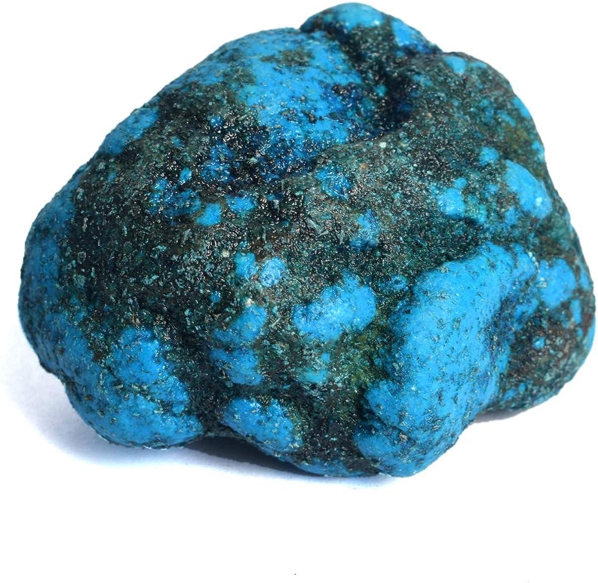 Natural Blue Turquoise Rough Gemstone 8.50 Ct EGL Certified Rare Wonderful Raw Turquoise Stone