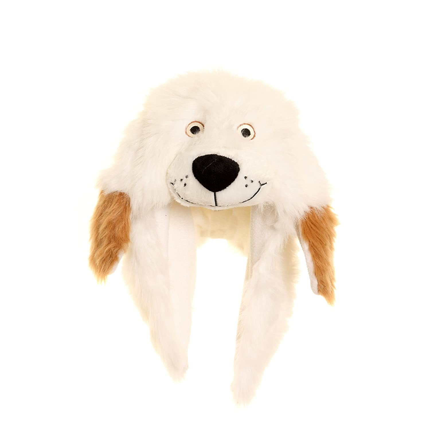 Childrens Unisex Dog Thermal Winter Trapper Hat With Ears (Fleece Lined) Universal Textiles UTHA257_1