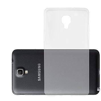 Cadorabo Carcasa Compatible con Samsung Galaxy Note 3 Neo Funda en Transparente Teléfono Móvil Carcasa de TPU Silicona Completo en el Ultra Slim Air ...