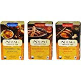 Numi Organic Tea Turmeric Blends Sampler (Pack of 3)