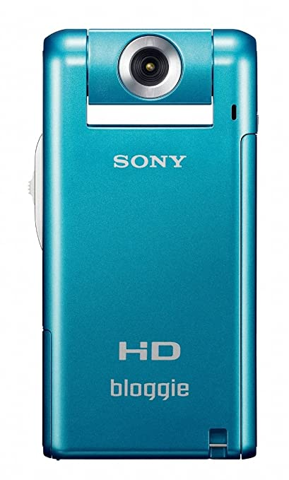 amazon com sony mhs pm5 bloggie hd video camera blue rh amazon com Sony Bloggie Charger sony bloggie mhs-pm5 manual