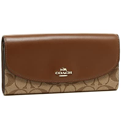 516075193c15 Amazon   (コーチ) COACH 長札入財布 #F54022 IME74 並行輸入品   財布