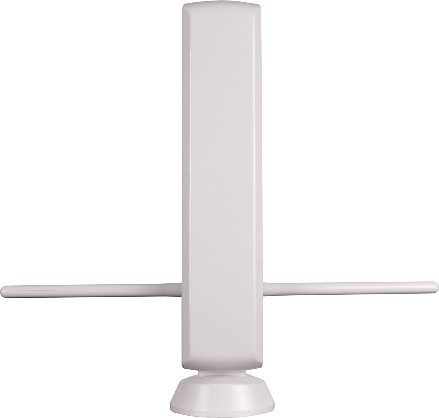HDTV Long Distance Multidirectional Amplified Indoor/Outdoor Digital TV Antenna. Long Range High-Definition UHF - VHF Reception Whole House Performance 150 Mile