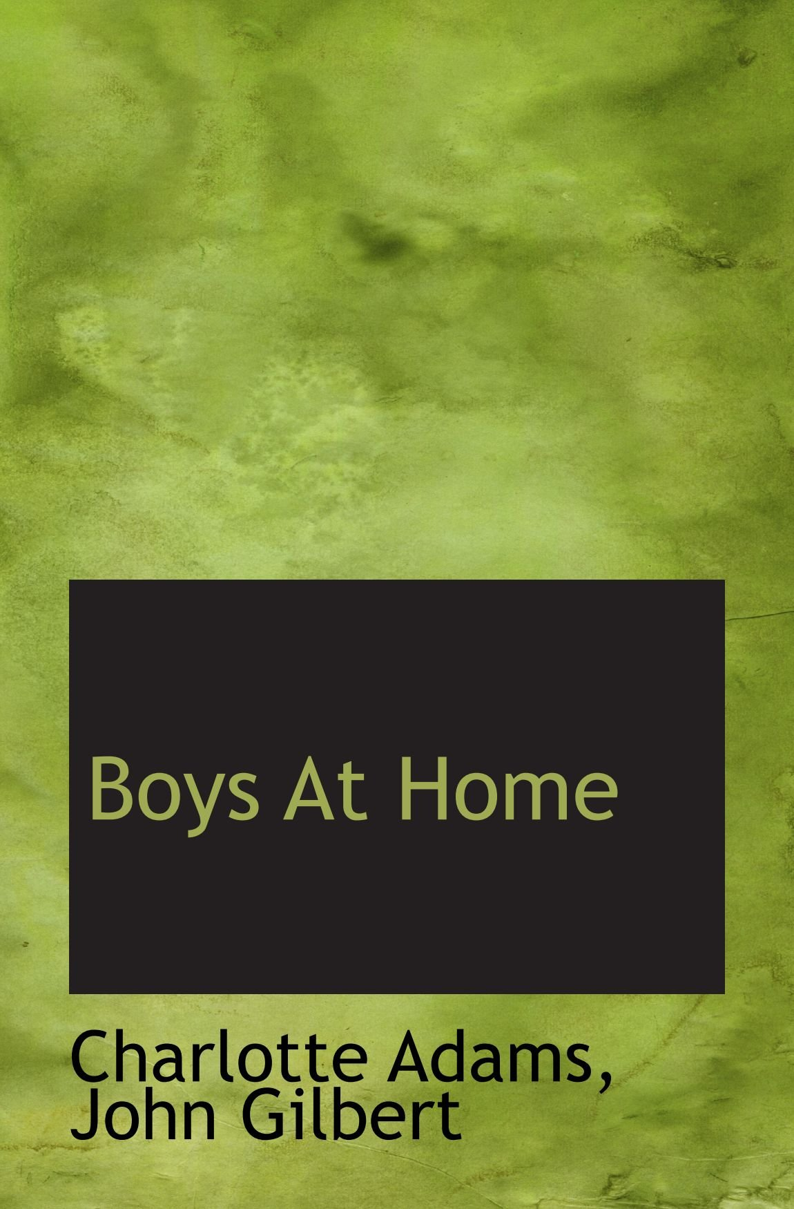 Boys At Home ebook