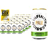 Infinite Session - Alcohol-Free Beer (Pale Ale, Case of 24 Cans)