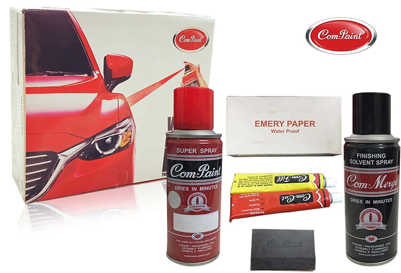 Com Paint Scratch Remover Value Pack Kit For Maruti Suzuki Cars Pl