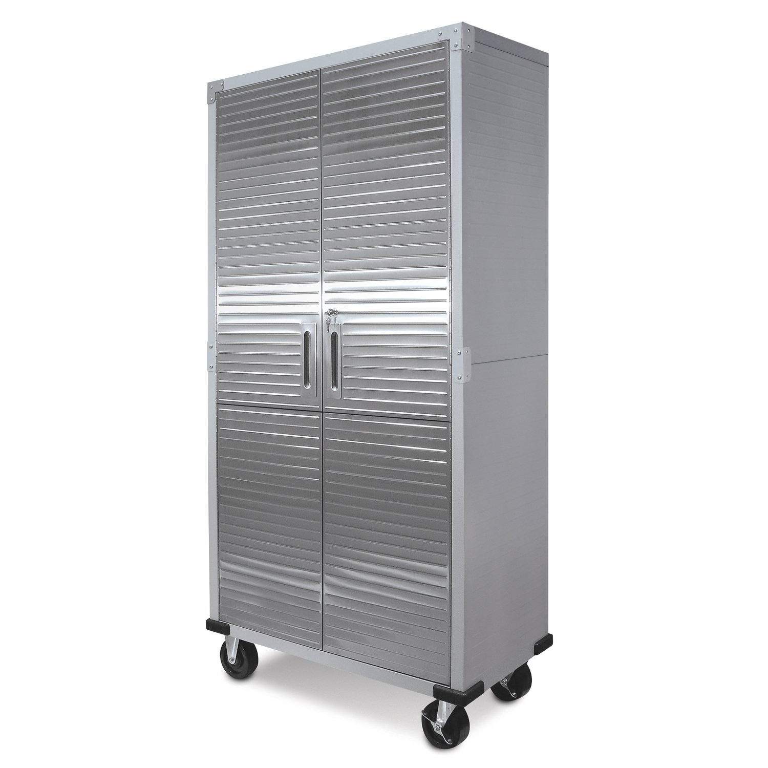 7. UltraHD Tall Storage Cabinet - UHD16236B Stainless Steel