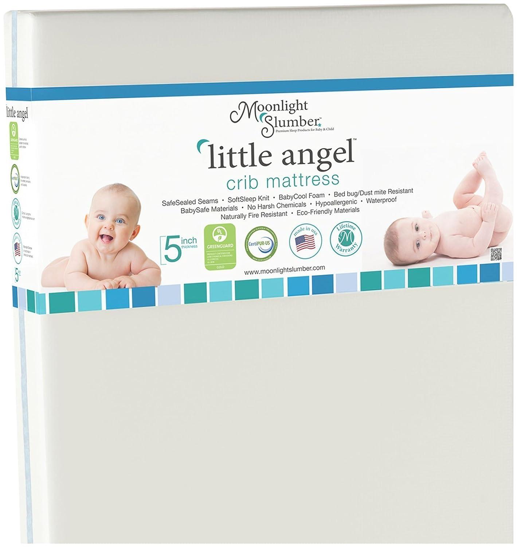 Kolcraft Pediatric 800 Crib Mattress Bed Toddler Bed Child Sleep Pad Sleeping