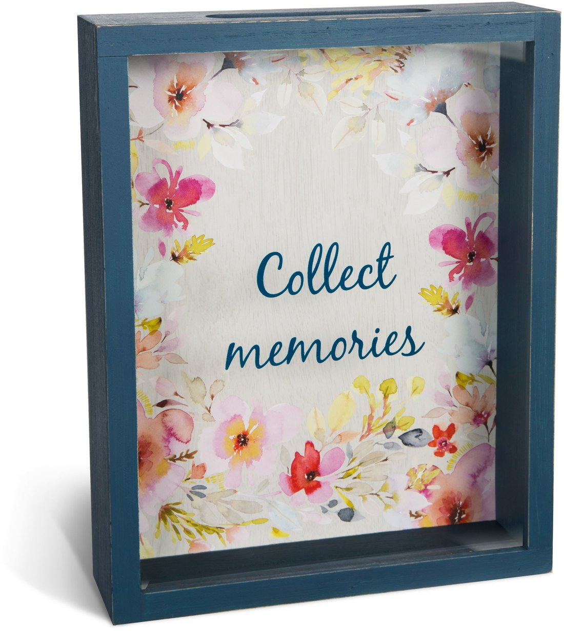 Flora by Stephanie Ryan Shadow Box Collect Memories Watercolor Floral