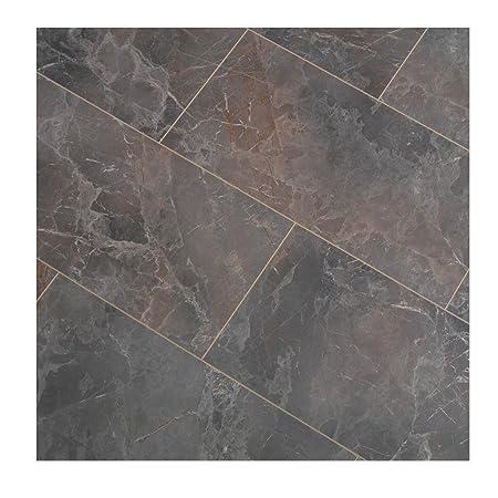 Westco KT8D3001 8mm Paros Laminate Tile Effect Flooring Plank ...