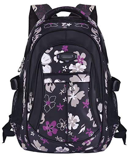 Coofit-Cartable fille Sac a dos fille Sac dos ecole fille Cartable fille  primaire Sac 74106d44db9f