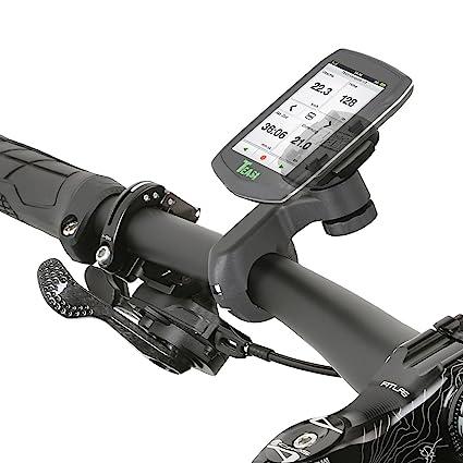 Made in Germany, Schnellverschluss Wicked Chili Dual Lenker//Vorbauhalter f/ür QuickMOUNT E-Bike Smartphone Halterung mit Doppelarm Befestigung kompatibel mit Lenkerdurchmesser von 25-31mm schwarz